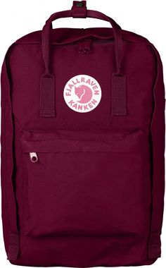Shop your Kanken bag or backpack from the official Fjallraven US online store. We have Kanken mini, re-Kanken and the original, iconic Kanken bag Laptop Rucksack, Laptop Bag, Rucksack Backpack, Black Backpack, Backpack Bags, Backpack Online, Fjallraven, Fjällräven Kanken, 17 Inch Laptop