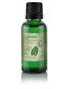 Chamomile, Blue Organic 10% Dilution in Organic Jojoba http://enaissance.co.uk/Essential-Oils/Essential-Organic/Organic-Chamomile,-Blue-10-Dilution-Jojoba