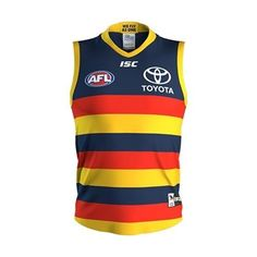 Get this now  Adelaide Crows Ladies Home Guernsey 2018 - http://fitnessmania.com.au/shop/onsport/adelaide-crows-ladies-home-guernsey-2018/ #Adelaide, #Crows, #Fitness, #FitnessMania, #Guernsey, #Health, #Home, #ISC, #Ladies, #Onsport