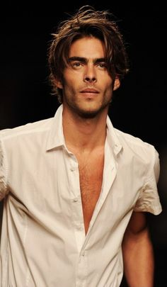 Jon Kortajarena. Love the hair in this pic.