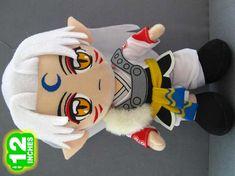 Wholesale Inuyasha Sesshoumaru Plush Doll  Anime Merchandise
