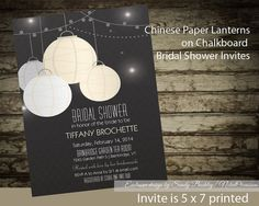 Hey, I found this really awesome Etsy listing at http://www.etsy.com/listing/157272725/paper-lanterns-bridal-shower-invitations
