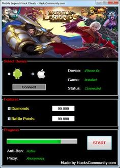 How to hack mobile legend? Mobile Legend Wallpaper, Play Hacks, App Hack, Brothers In Arms, Android Hacks, Cute Girl Photo, Mobile Legends, Hack Online, Cheating