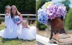 farm wedding in Fort Bragg, CA by McFadden Studios