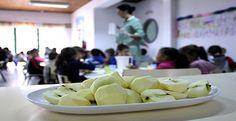 Alunos do Municipio de Olhão tem refeições nas férias