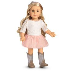 Tenney's Spotlight Outfit for 18-inch Dolls | American Girl