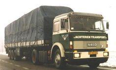 IVECO BT-85-DV v Achteren Transport