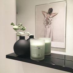 """32 Synes godt om, 1 kommentarer – Fine Art & Living (@fineartandliving) på Instagram: """"Ilse by Ilse Jacobsens #scentedcandle sprider en ljuvlig doft här hemma, lite spa-känsla faktiskt!…"""""""