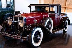 1916 Pierce Arrow 38-C Series 4 Brougham Limousine