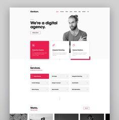 Homepage Design, Web Design Tips, Web Design Inspiration, Blog Website Design, Nice Website, Website Layout, Website Ideas, Portfolio Web Design, Creative Portfolio