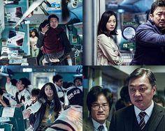 """Gong Yoo, Jeong Yu-mi, Ma Dong-seok, Ahn So-hee, Choi Woo-sik's """"Train to Busan"""""""