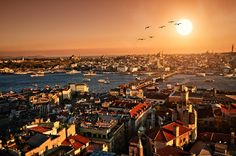 İstanbul her zaman güzel, her zaman alımlı… #istanbul