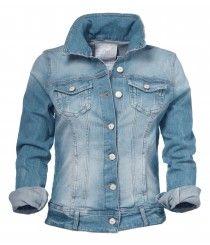 YAYA 050329611 blazers blue denim 132000079