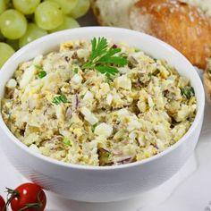 Pasta z makreli Dips, Easter Dinner, Fried Rice, Bon Appetit, Grains, Keto, Appetizers, Favorite Recipes, Breakfast