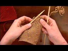 Knitting Short Rows - Eunny Jang