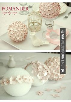 So cool! - Wedding Decor- For more great inspiration visit Bride's Book home of the VIB Bridal Club |
