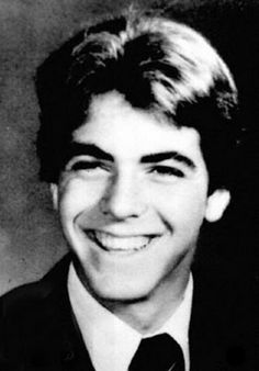 14. George Clooney  Looks like George was another one of those genetically blessed, insanely good looking kids. Look at that gorgeous set of teeth!Before:  …