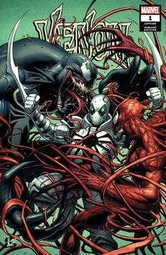 fhtagn and tentacles edge of venomverse 1 variant evil