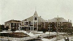 Georgia Normal College and Business Institute, Abbeville, GA, established in 1897 and moved to Douglas, GA in 1908