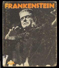 Frankenstein by Mary Wollstonecraft Shelly