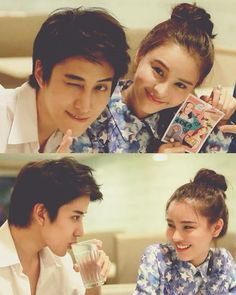 Instagram media by romant1c_pr1ncess - AoMike in Shanghai 2014 , for WoodyTalk. #aomike #aom_sushar #m1keangelo #fullhousethai cr: woodytalk Thank you!