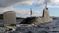 s120 hms ambush royal navy submarine