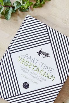 The Part-Time Vegetarian Book