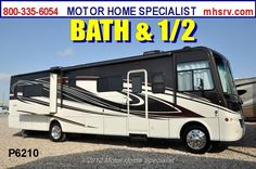 2012 Coachmen Encounter Bath & 1/2 W/2 Slides including a Full Wall For Sale by Motor Home Specialist available in Alvarado, Texas
