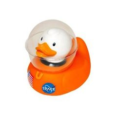 Bud-Rubber-Luxury-Duck-Space.....My daughter collects rubber ducks......she'll love this.