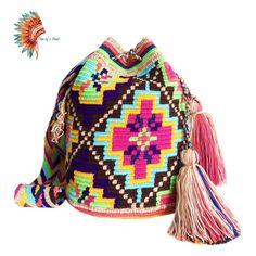 4 отметок «Нравится», 1 комментариев — กระเป๋า Wayuu จาก Colombia  (@oneofakind_wayuu) в Instagram: «New  ✨กระเป๋าวายู ไซส์ L Available พร้อมส่งค่ะ ✨ ✔️Wayuu Bag Large Size ✔️4,400 ✔️EMS 100 ✔️สูง…»