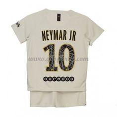 Paris Saint Germain PSG maillot de foot enfant 2018-19 Neymar Jr 10 maillot extérieur Neymar Jr, Psg, Maillot Paris Saint Germain, Saints, Mens Tops, T Shirt, Women, Unitards, Supreme T Shirt