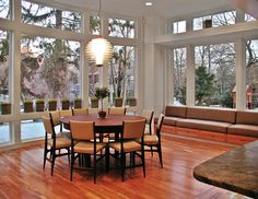 Excellent Modern Dining Room With Endearing  Seater Dining Table - Dining tables for 12