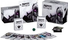 For the Boys -- Magic: the Gathering - 2015 Core Set / M15 - Sealed Fat Pack (9 Booster Packs & More) Magic: the Gathering
