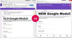 Nuovo Google Moduli: come creare verifiche, test e sondaggi Flipped Classroom, Learning Tools, Google Drive, Software, Dads, Youtube, Internet, Tech, Tecnologia
