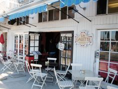La Galette--San Clemente --wonderful crepes right across from the pier