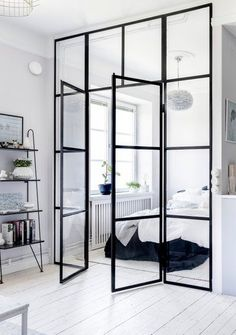 Loft Interior Design : 6 Important Things to Consider 6 Important Considerations About Loft [Bedroom Ideas, Ladder Shelf, Lamp Ideas, Loft Interior Design Minimalist, Loft Interior Design, Loft Design, Studio Design, Design Design, Design Ideas, Bedroom Loft, Home Decor Bedroom, Bedroom Ideas