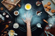 Baking transmutation   by Dina Belenko