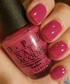 42 Simple Opi Nail Polish Colors for Winter Style Simple Opi Nail Polish Colors For Winter Style 35 Diy Nagellack, Nagellack Trends, Opi Nail Polish Colors, Opi Nails, Opi Polish, Toe Nail Polish, Opi Colors, Nail Polishes, Fall Nail Polish