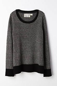 Laced Indi Pullover - anthropologie.com