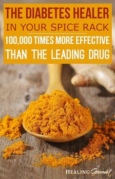 Turmeric for Diabetes - The Common Spice More Powerful Than Drugs : Do you know the link between turmeric and diabetes? Discover how this golden spice manages diabetes better than common drugs. Diabetic Desserts, Healthy Snacks For Diabetics, Diabetic Recipes, Healthy Eating, Clean Eating, Indian Desserts, Healthy Recipes, Juice Recipes, Healthy Options