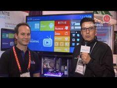 Toto TV lleva tres productos al #CES2013.