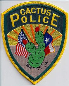 Cactus PD TX