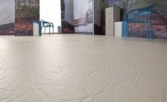 Indoor tile / floor / porcelain stoneware  / 3-D FOLDED by Raw Edges MUTINA