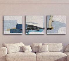 Large Original Painting  Large Abstract by ArtbySonjaAlfreider