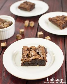 These are 15 great ways to do simple things to make boxed brownies even better! For a quick and delicious dessert in times of chocolate need. #lmldfood