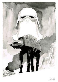 Star Wars: The Empire Strikes Back - Matt Soffe