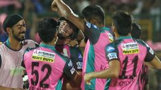 IPL 2018: Why Rajasthan Royals' players wore pink T-shirts in RR v/s CSK match – First Live News