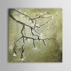 Hand Painted Oil Painting Floral 1305-FL0105 - WallArtBox