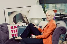 Joanna Coles: The Cosmo Woman