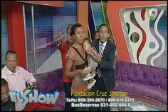 El Show Del Mediodía Social Con El Dr. Cruz Jiminian En Ayuda De Los Más Necesitados